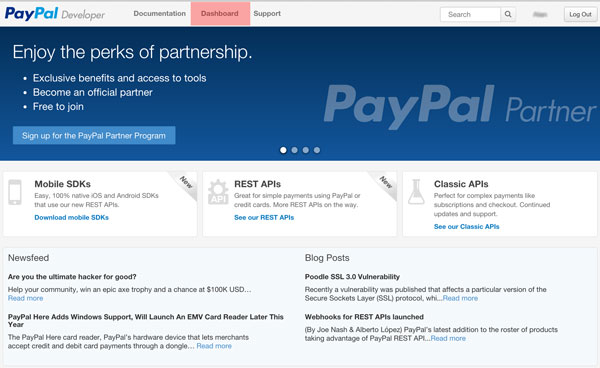 how to create developer account in paypal